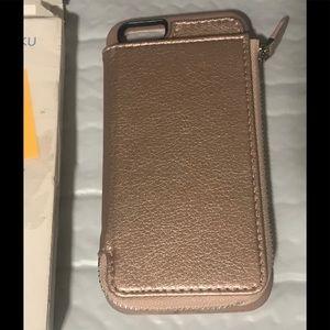 iPhone 6 wallet case BNWT 📱